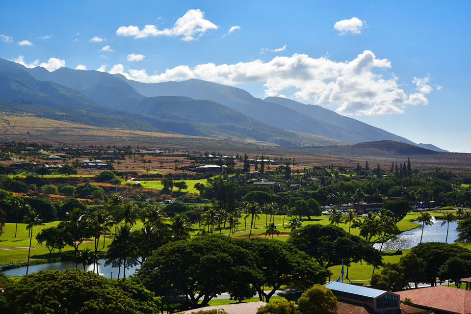 Maui Hawaii Condo Rentals View